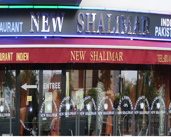 Le New Shalimar