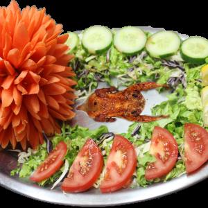 Restaurant Indienne-New Shalimar-Caille Tandoori