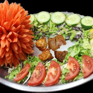 Restaurant Indienne-New Shalimar-Agneau Tikka