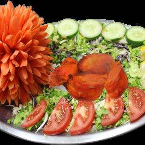 Restaurnat Indienne-NewShalimar-Poulet tikka