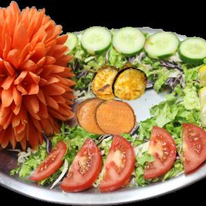 Beignets de legumes