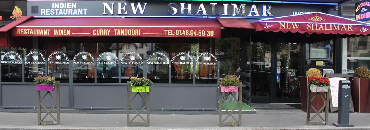 Restaurant New Shalimar